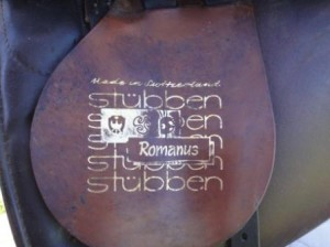 saddle for sale, stubben dressage saddle for sale