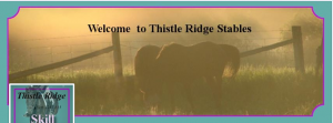 Thistle Ridge Skill Builders